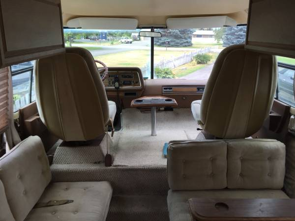 Used Rvs 1978 Gmc Motor Home For Sale For Sale By Owner