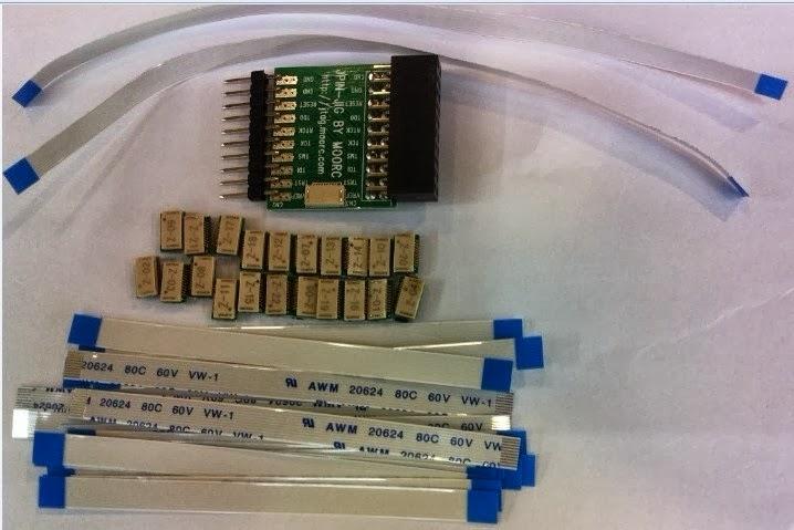Links Orbit Jpin Molex Jtag Flex Cables Set 30 Molex And