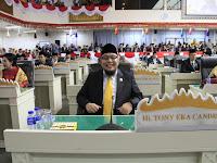 TEC Kembali Pimpin Fraksi Partai Golkar DPRD Provinsi Lampung