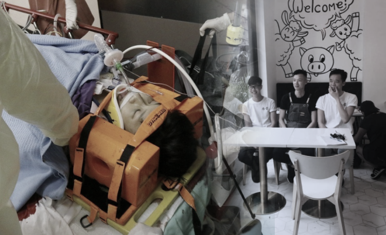 Baru 2 Bulan Memulai Bisnis Kafe bersama 2 Temannya, Pria Meninggal Dunia Karena Kecelakaan Tragis di Chai Wan