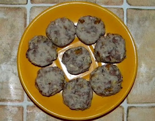 Фасолевая колбаса