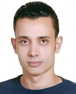 الصحفى محمد نصر حماد