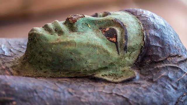 Αίγυπτος: Η νεκρόπολις με 59 φέρετρα που θάφτηκαν 2.550 χρόνια πριν