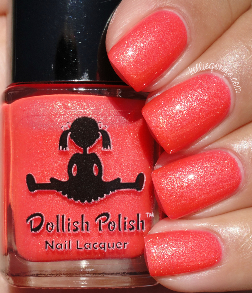 Dollish Polish Do Not Run, We Are Your Friends