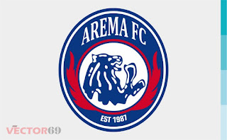Arema FC 2017 Logo - Download Vector File SVG (Scalable Vector Graphics)