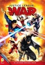 Liga da Justiça: Guerra - Dublado