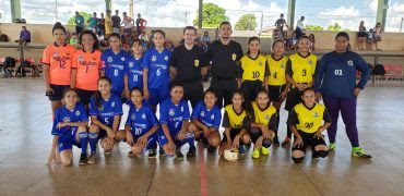 Jogos escolares de Guajará-Mirim classifica alunos/atletas para a grande final da competição