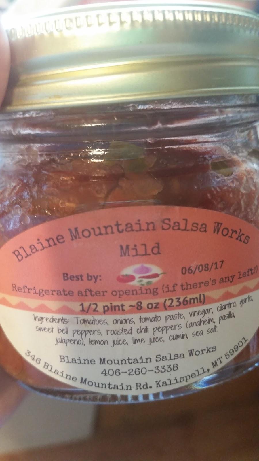 salsa pepper.guacamole (using my uncle's start up salsa company blaine ...