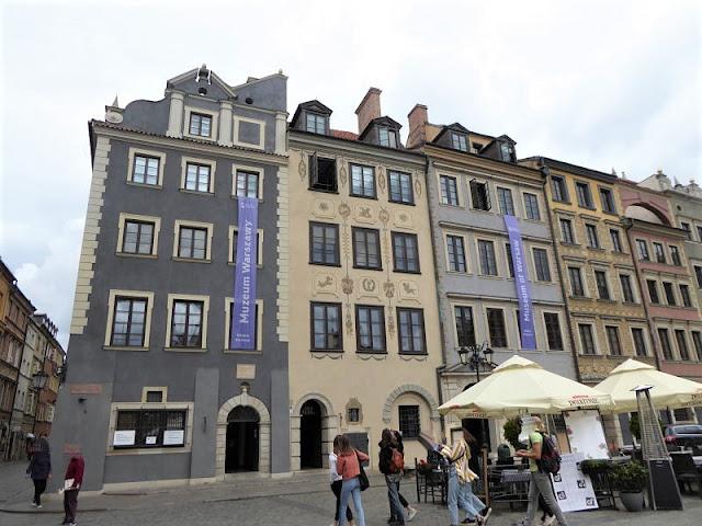 museo storico di varsavia