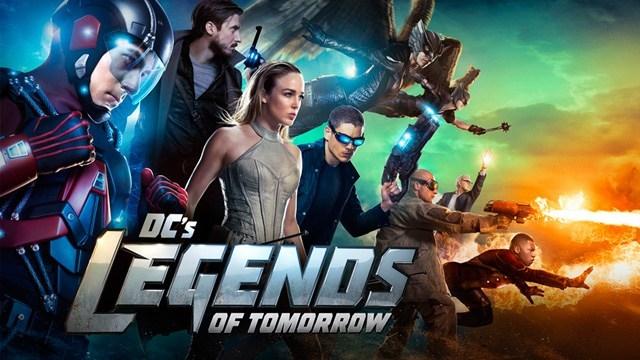 DC‵s Legends Of Tomorrow season 1 (2016)