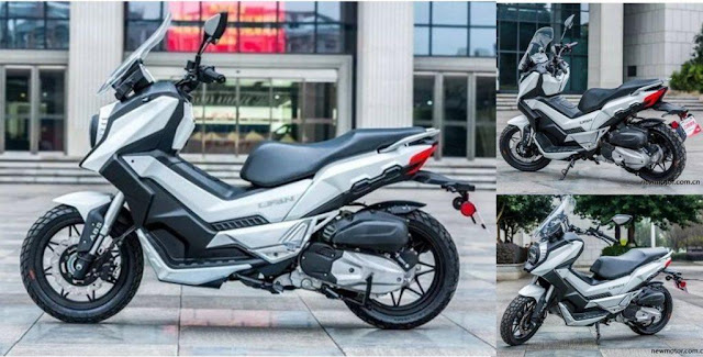 Motor Murah Lifan LF150-T Kembaran Honda ADV150