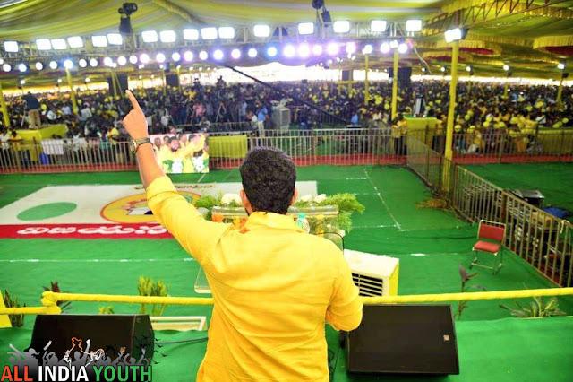 Ram Mohan Naidu powerful speech