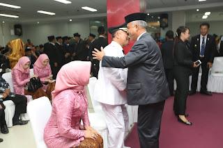 Pelantikan Wali Kota dan Wakil Kota Tarakan Periode 2019-2024 - Tarakan Info