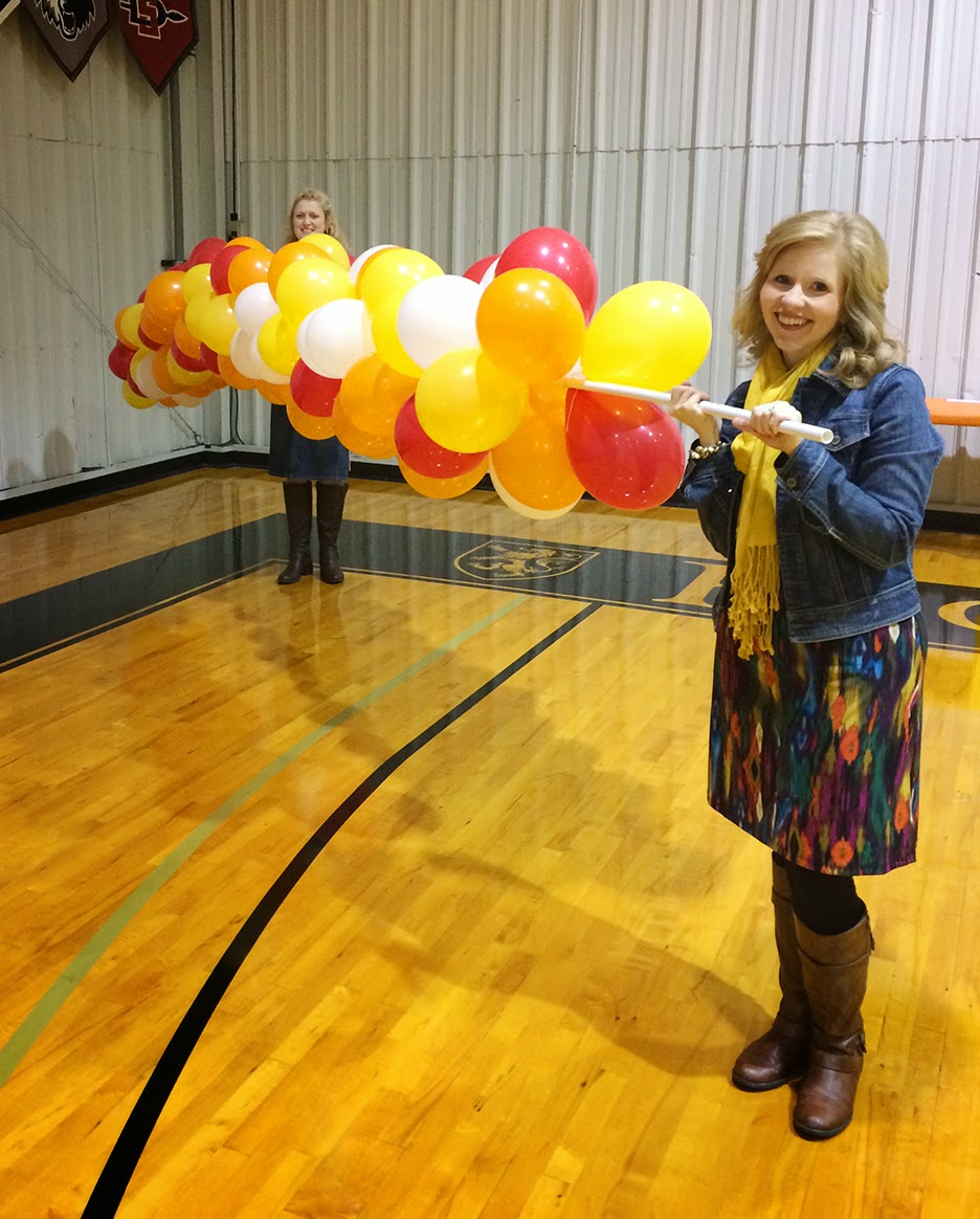 Easy Diy Balloon Arch For Around 10 Less Than