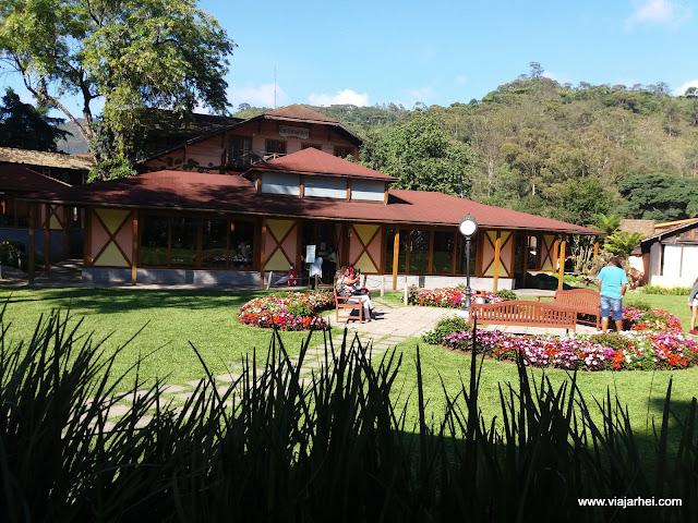 Le Canton - Teresópolis - RJ - @viajarhei