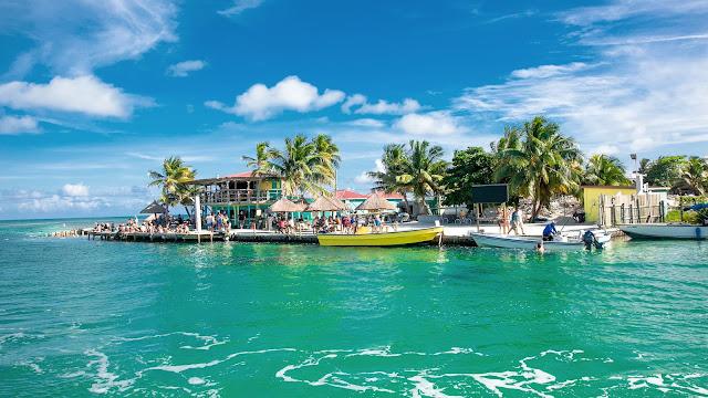 Vista Belize América Central
