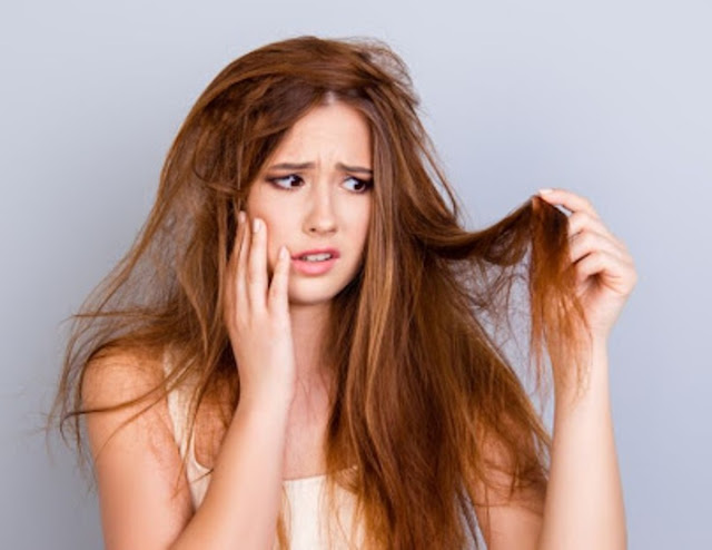 How to avoid frizz on your hair