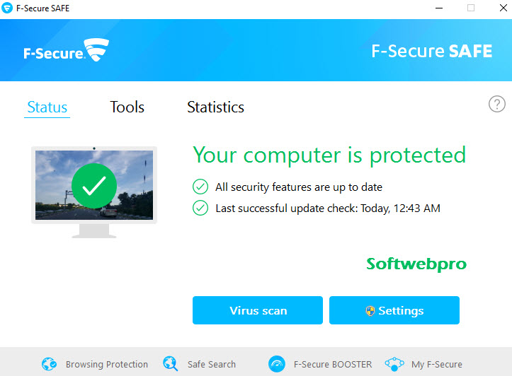 F-Secure SAFE Free Full Version Download 1 Year License Key - Softwebpro