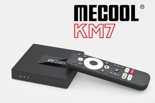 Comprar MECOOL KM7