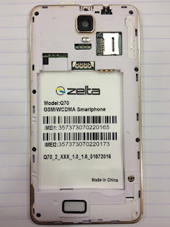 Zelta q70 firmware 100% tested without password