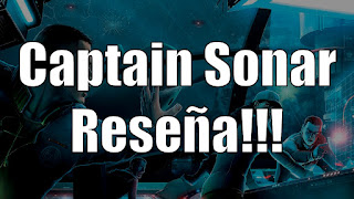Captain Sonar the board game review