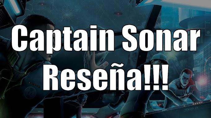 Captain Sonar El juego de mesa Reseña