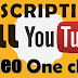how to add description in all youtube video by 1 click in hindi