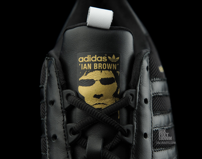Six Feet Down: Adidas ObyO Ian Brown by Kazuki
