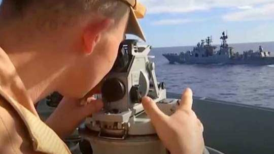 Putin showed Biden the power of the Russian military