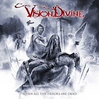 "Το βίντεο των Vision Divine για το ""3 Men Walk On The Moon"" από το album ""When All the Heroes Are Dead"""