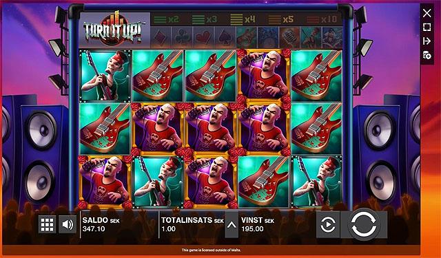 Ulasan Slot Push Gaming Indonesia - Turn It Up! Slot Online