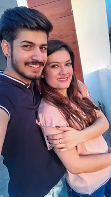 Selfie Pose For Couple