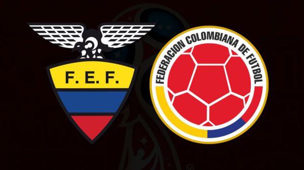 بث مباشر مباراة كولومبيا والاكوادور