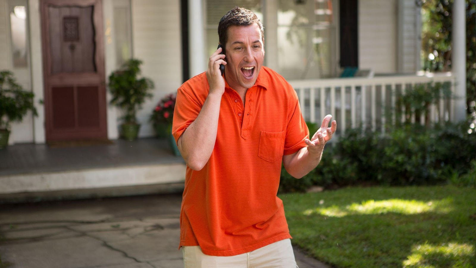 Magnificent Adam Sandler Image