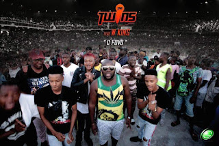 The Twins ft W king - O Povo (Kuduro)