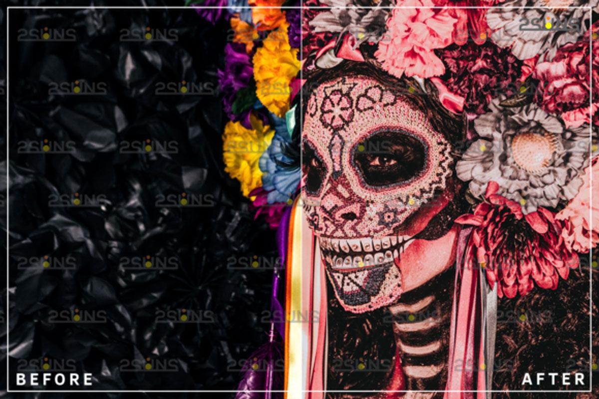 Dia De Muertos Halloween Presets 4541268 Free