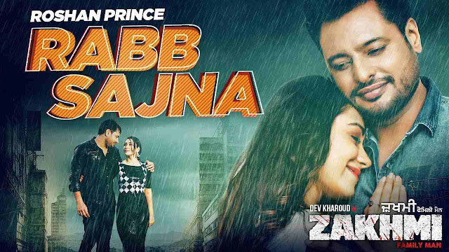 Rabb Sajna song Lyrics - Roshan Prince