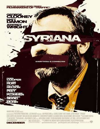 Poster Of Syriana 2005 Dual Audio 350MB BRRip 480p ESubs Free Download Watch Online Worldfree4u