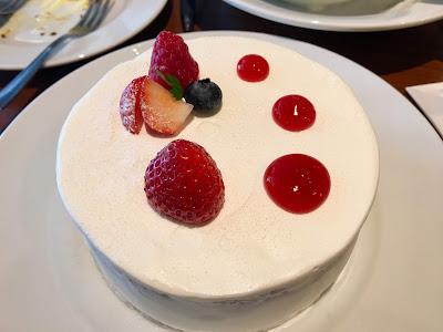 セバスチャンのイチゴのショートケーキかき氷
