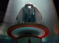 Dumbo en su acto acrobático