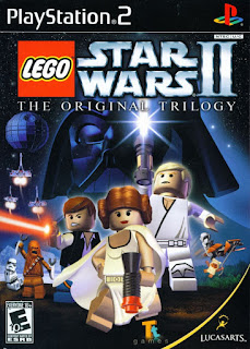 Download Lego Star Wars II: The Original Trilogy PS2 ISO