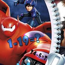 Big Hero 6 Math Quiz - Big Hero 6 Math Quiz Games Online