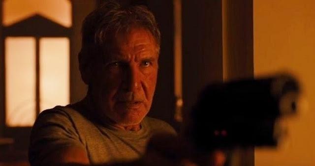 Harrison Ford vuelve en Blade Runner 2049