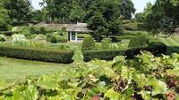 The central garden section - Hill-Stead Museum, Farmington, CT