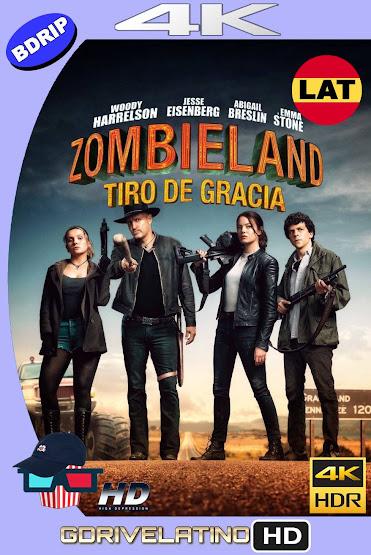 Zombieland: Tiro de Gracia (2019) BDRip 4K HDR Latino-Ingles MKV