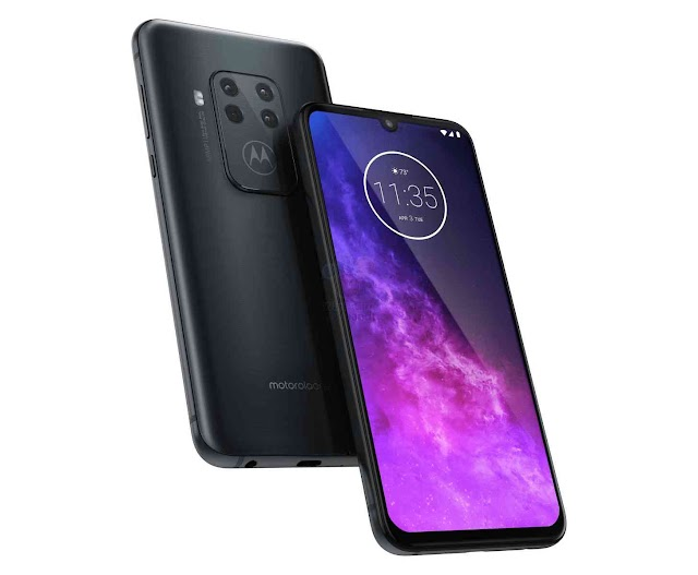 Motorola One Zoom surfaces in leaked images with four rear cameras