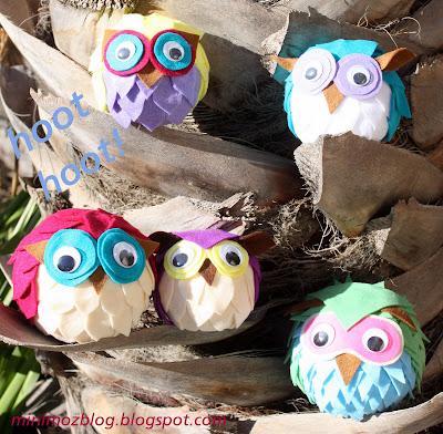 owl plush patterns