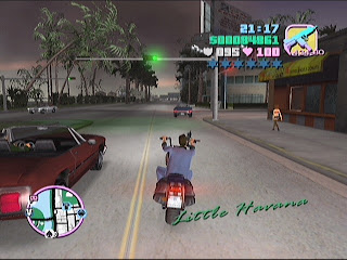 Grand Theft Auto: Vice City (Rockstar Games)