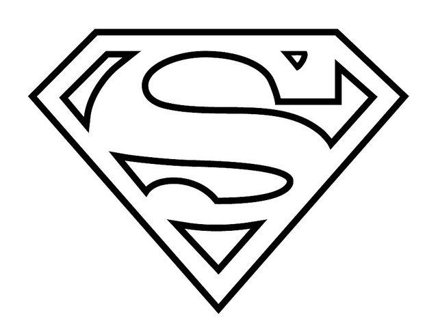 Moldes Y Logos De Superheroes
