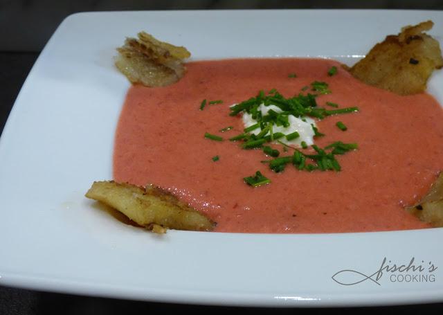 fischiscooking, rote rüben suppe, seelachs